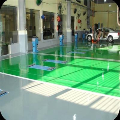 水性聚氨酯地坪